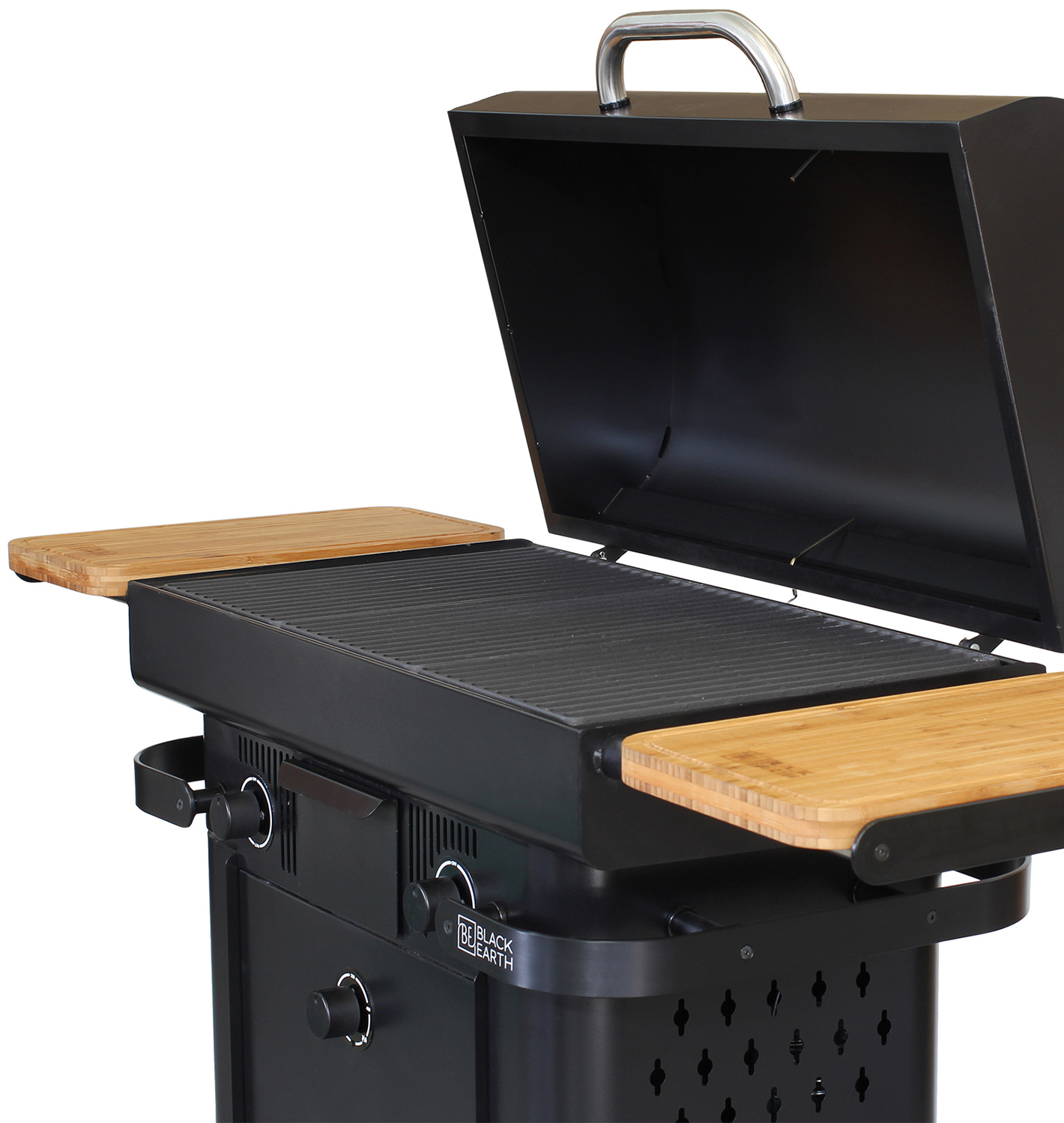 view category Black Earth Grills