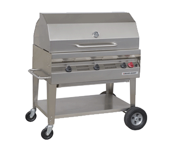 Silver Giant Barbecue model SGC-36