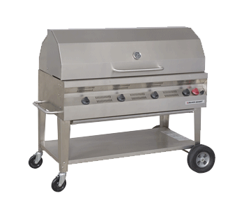 Silver Giant Barbecue model SGC-48