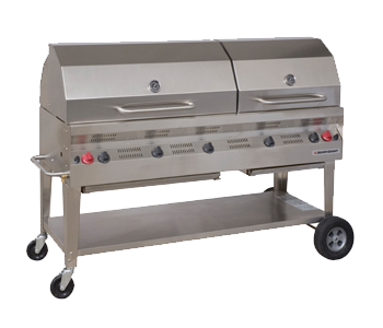 Silver Giant Barbecue model SGC-60
