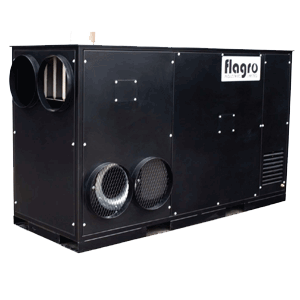 Flagro Indirect Fired Heaters - 750 Series