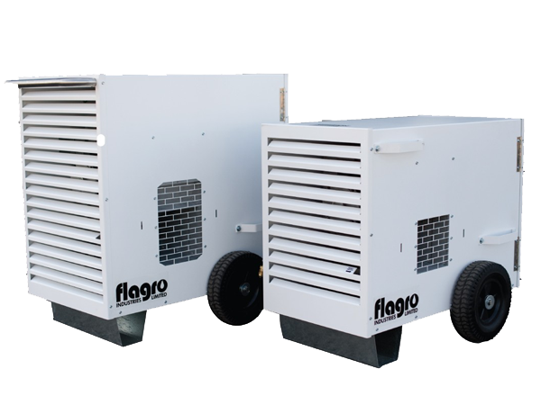 Flagro Ductable Direct Fired Heaters